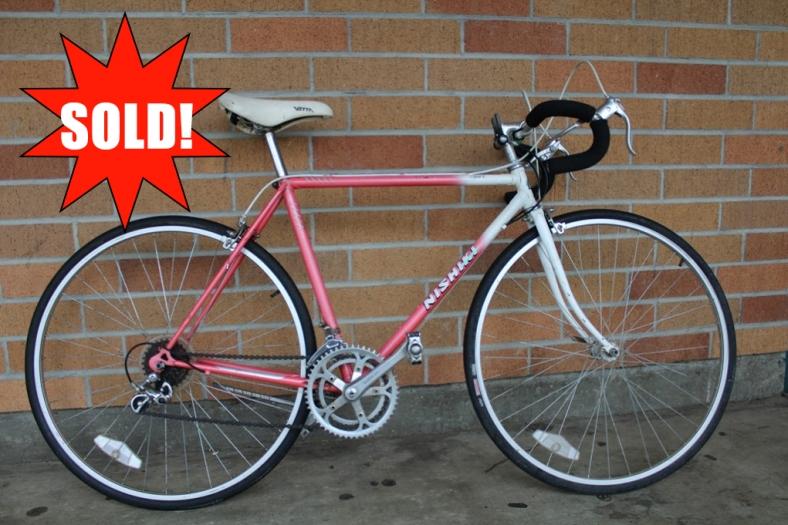 Nishiki Pink-SOLD