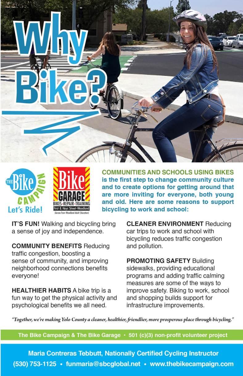 Why Bike