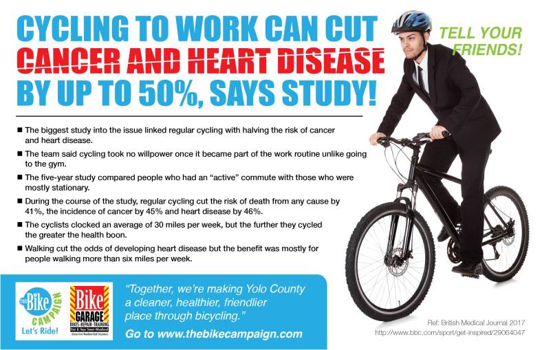 Cycle To Work Flyer