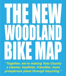 The New Woodland Bike Map