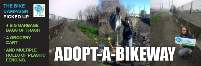 Adopt a bikeway